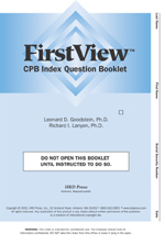 FirstView Honesty Test